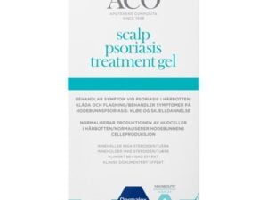 ACO Scalp Psoriasis Treatment Gel 75 g