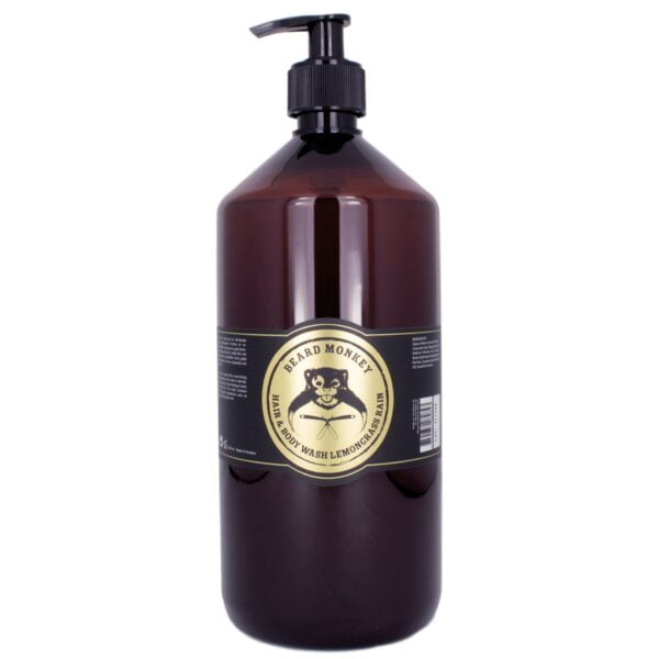 Beard Monkey Hair & Body Wash 1000 ml