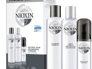 Nioxin Care Trial Kit System 2 340 ml