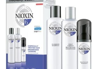 Nioxin Care Trial Kit System 6 340 ml