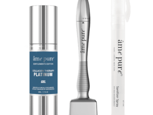 âme pure Adjustable Derma Stamp Platinum Gentlemen Kit