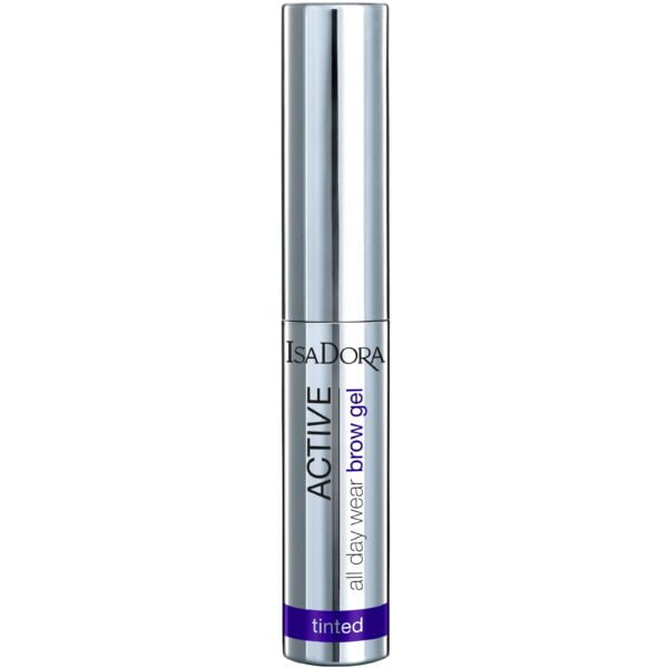 IsaDora Active All Day Wear Tinted Brow Gel Dark Brown