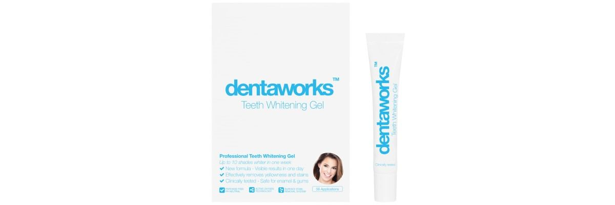 Allt om Dentaworks Teeth Whitening Gel