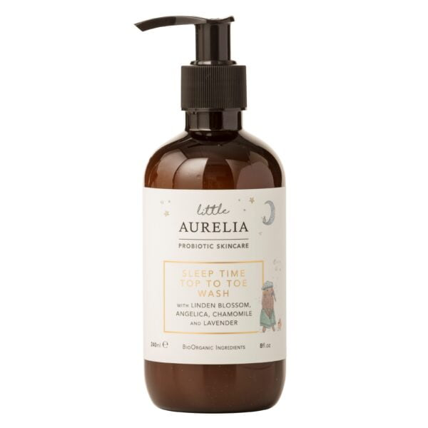 Aurelia Probiotic Skincare Sleep Time Top to Toe Wash 240 ml