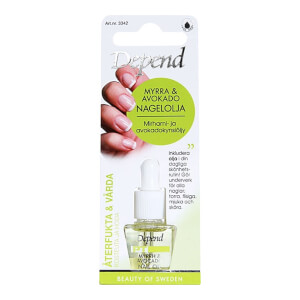 Depend Myrrh & Avocado Nail Oil Nagelvård